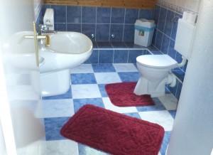 Napfény panzió fürdőszoba